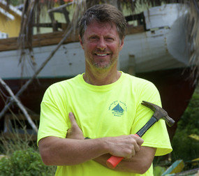 Jeff Campbell '78, a just-retired ER doc and part-time resident of Bonaire, has joined the effort.
