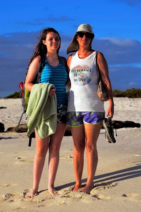 Laura Green and Dana Heikkila San Cristobal Island.jpg