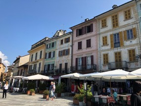 City Scape at Lake Orta.JPG