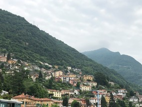 Pre-alps city scape from Lake Como.JPG