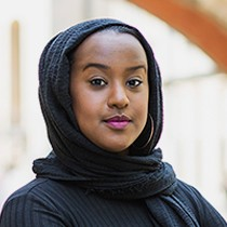 Catching up with Rhodes scholar Ilhan Dahir '15