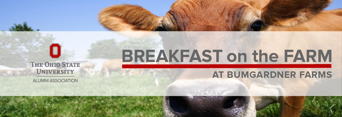 Breakfast on the Farm with Clark County Extension