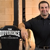 Anthony Schlegel makes a Difference