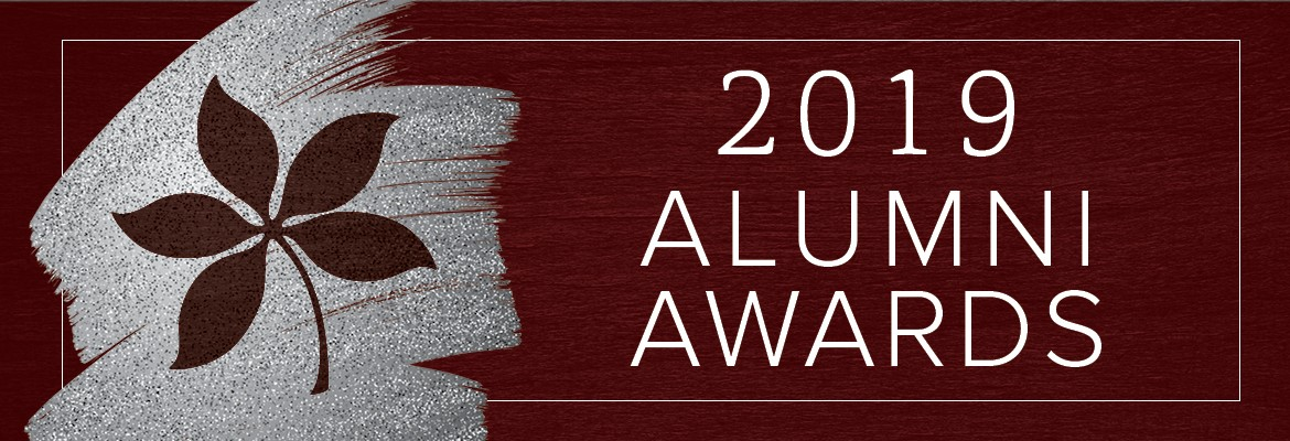 2019 Alumni Awards: call for nominations