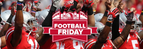 Football Friday – Ohio State vs. Penn State