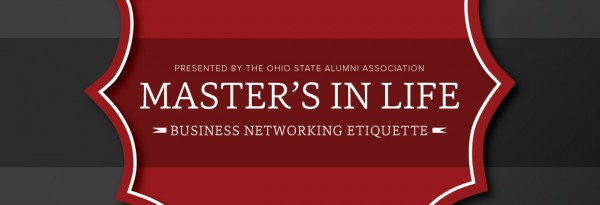 Master's in Life presents: Business Networking