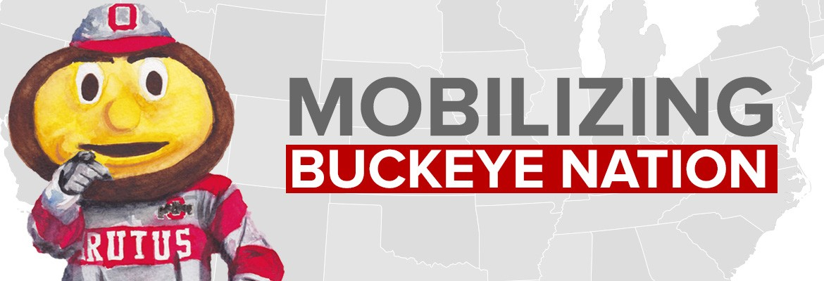 Buckeyes Give: Month of Service