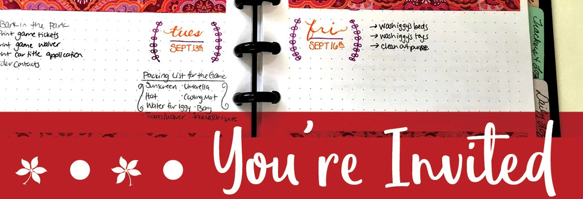 Back by Popular Demand: Bullet Journal Workshop