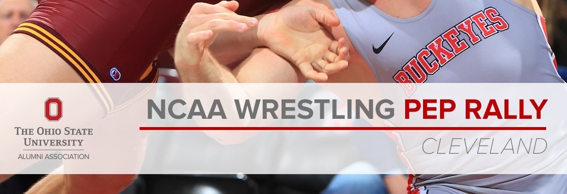 Get ready for the main event with Ohio State wrestling!