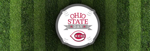Ohio State Day with the Cincinnati Reds