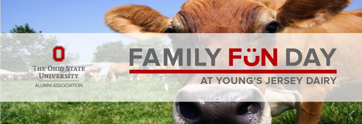 Family Fun Day at Young's Jersey Dairy