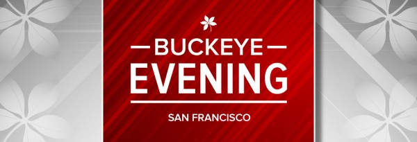 Buckeye Evening in San Francisco