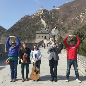 Laying down Buckeye Roots in China