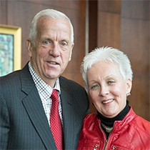 One couple's legacy of partnership