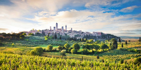 International Explorations - The Art of Living in Tuscany