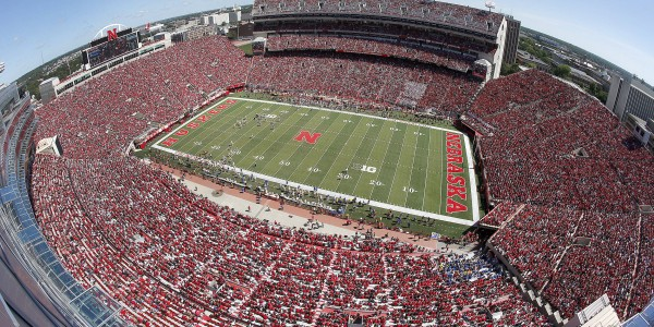 Ohio State at Nebraska Football Weekend
