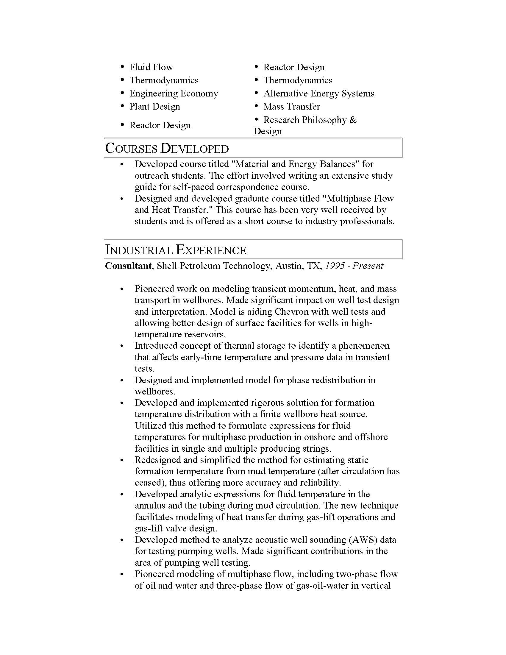 Resumes and cover letters - The Ohio State University Alumni Association