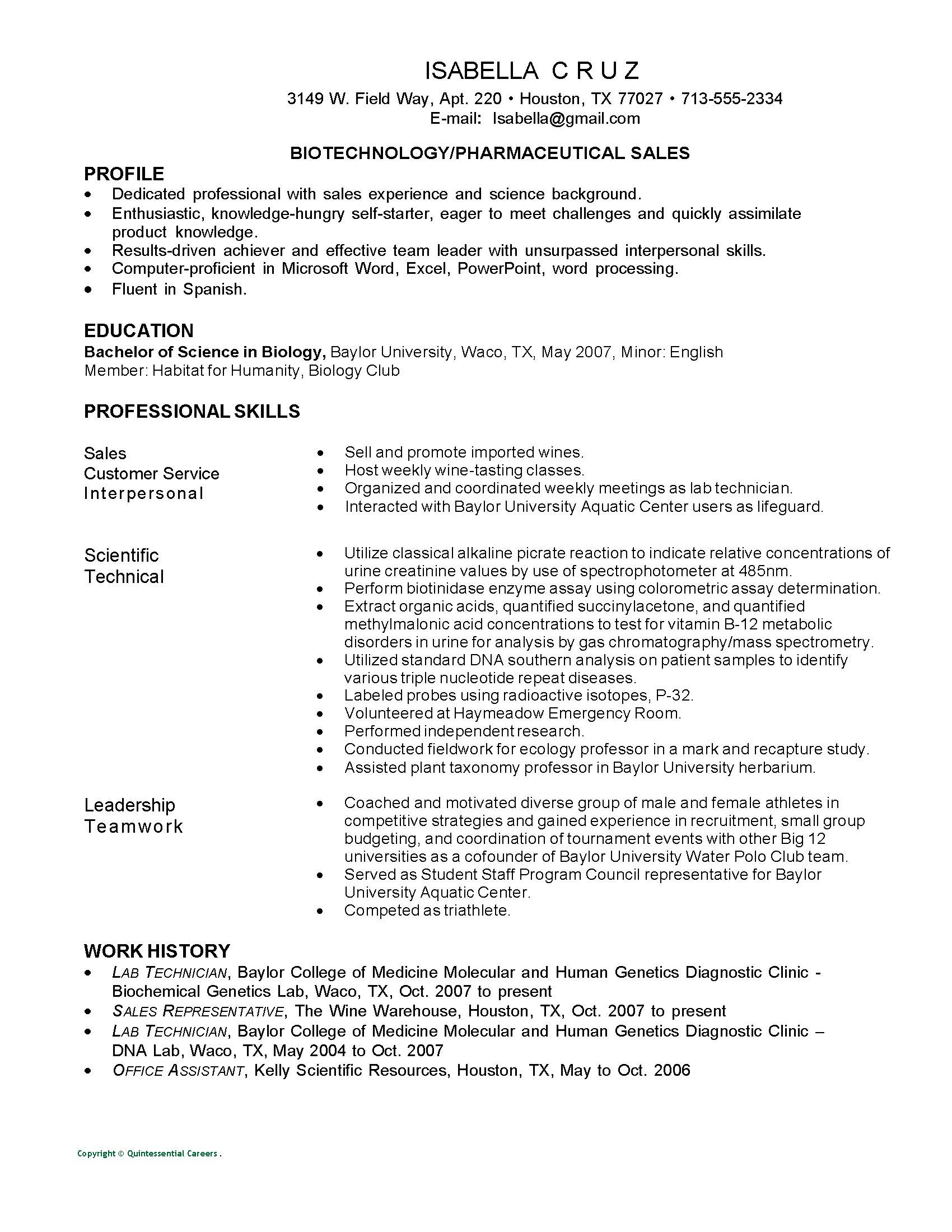 download. Resume Example. Resume CV Cover Letter
