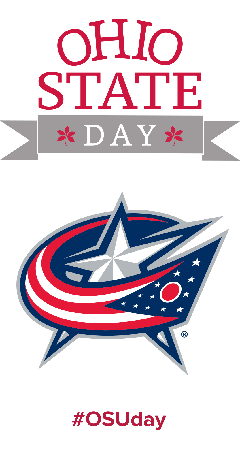 Ohio State Day with the Columbus Blue Jackets