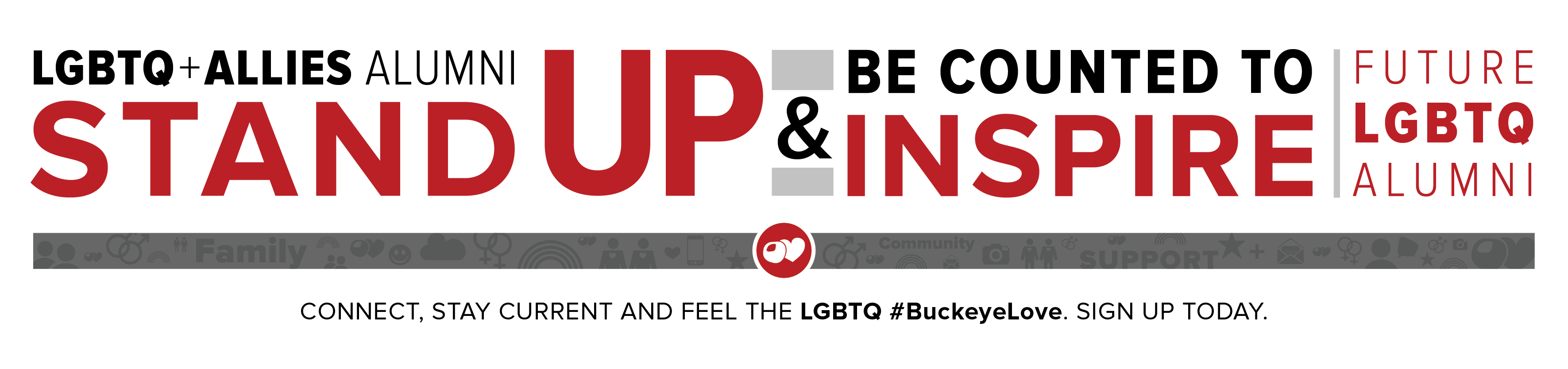 LGBTQ and allies alumni: Stand up and be counted to inspire future LGBTQ alumni