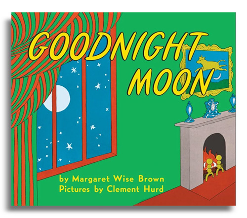 Book cover of Goodnight Moon by Margaret Wise Brown