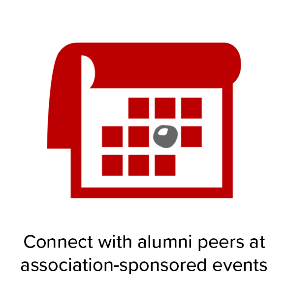 Connect with Buckeye peers at association sponsored events