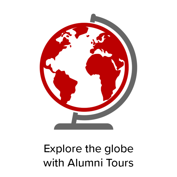 Travel the globe with Alumni Tours