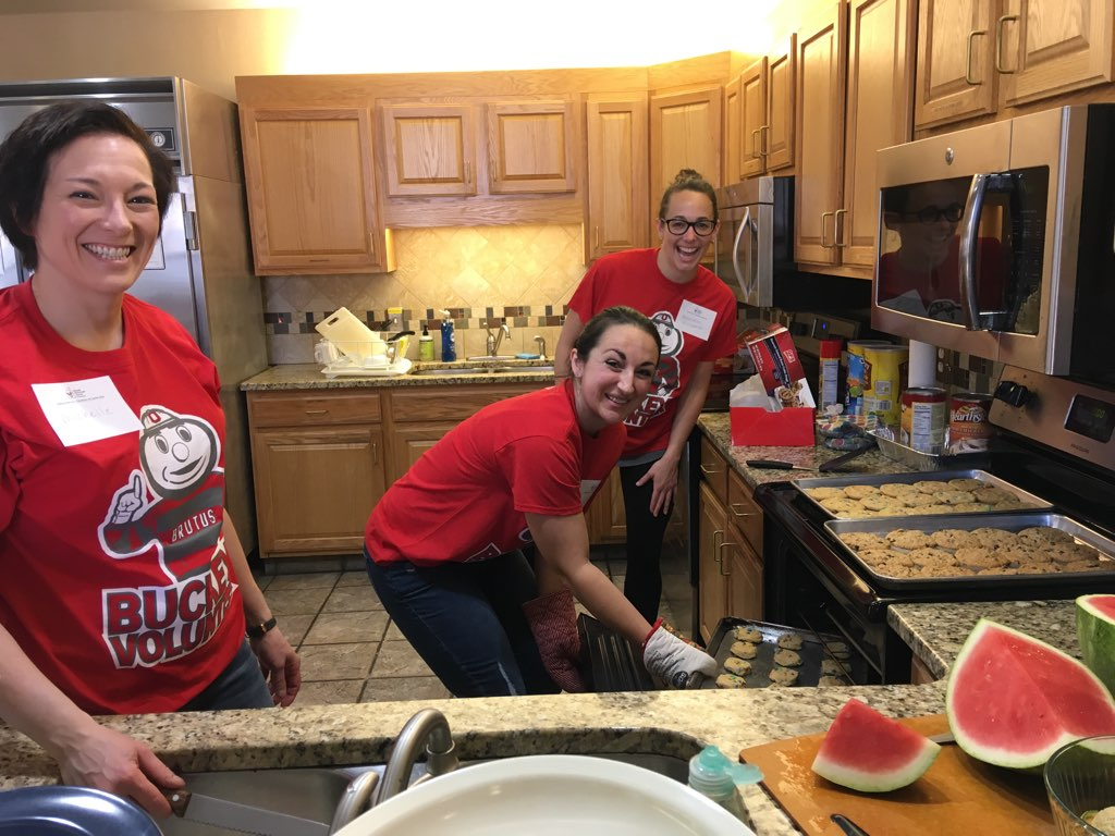 Buckeyes Give: Month of Service - The Ohio State University Alumni
