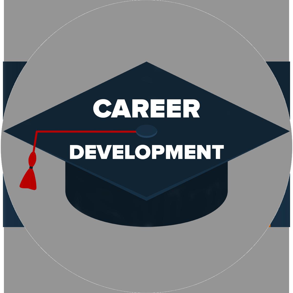 Attend career fair information