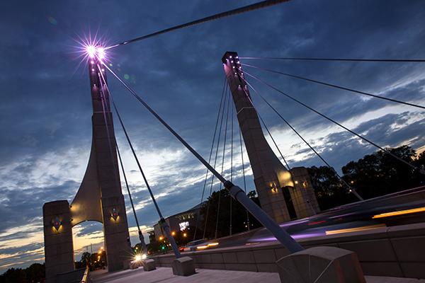 Photo of Lane Avenue bridge