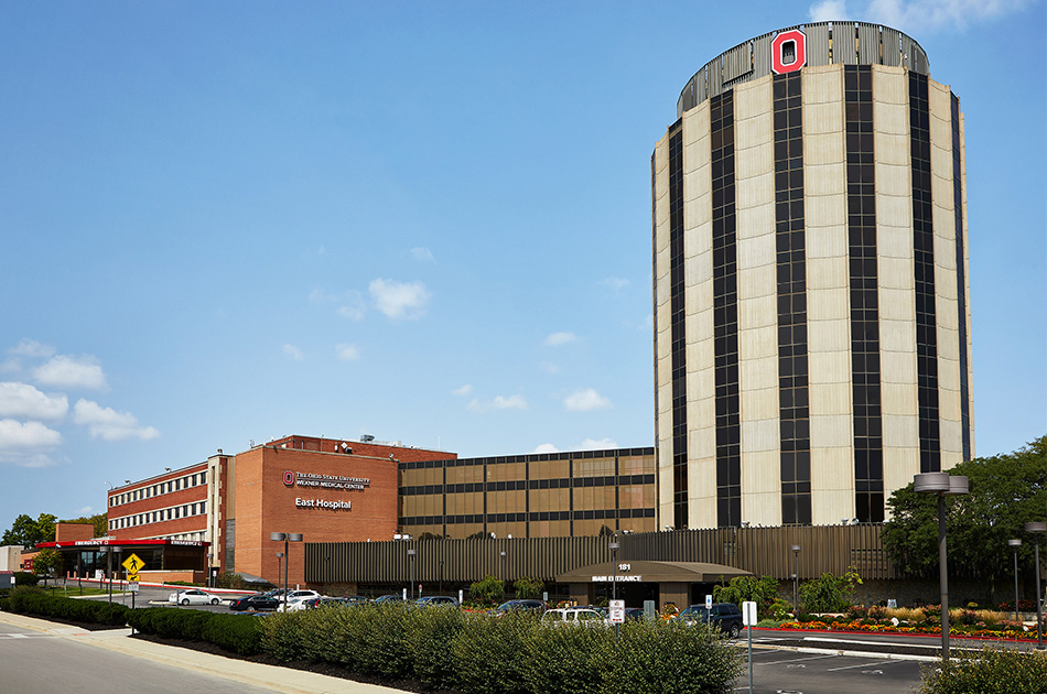 The Ohio State University Wexner Medical Center's East Hospital
