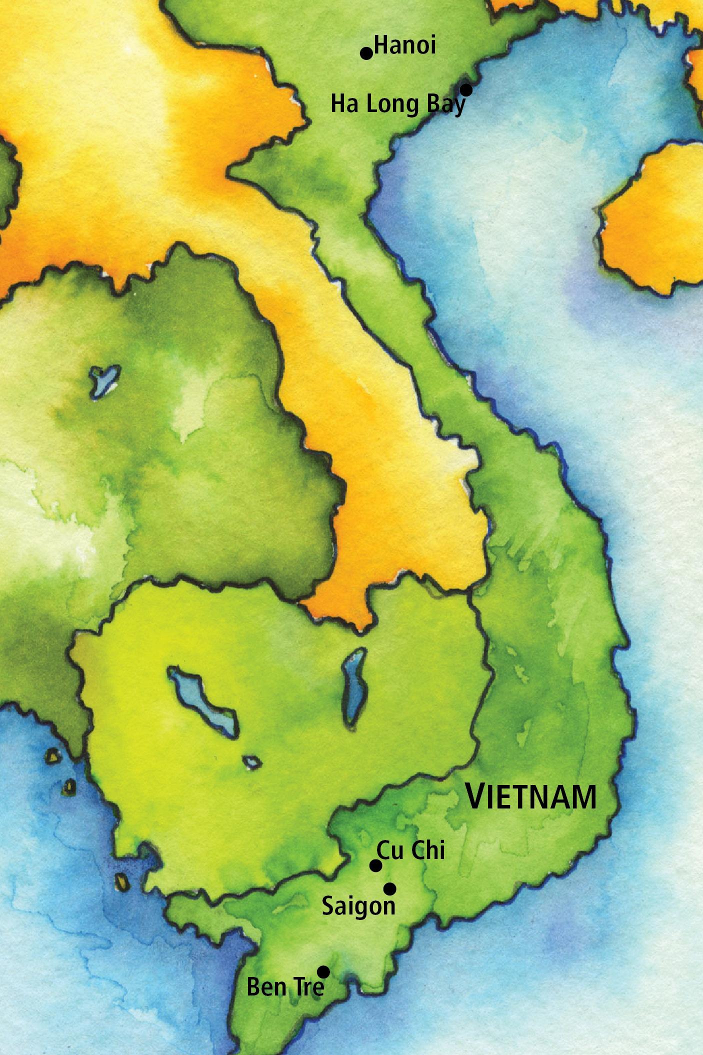 Vietnam Saigon And Hanoi Ohio State Alumni Association