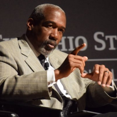 A profile photo of Ohio State Athletic Director Gene Smith