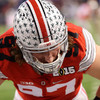 Joey Bosa brings his characteristic intensity.