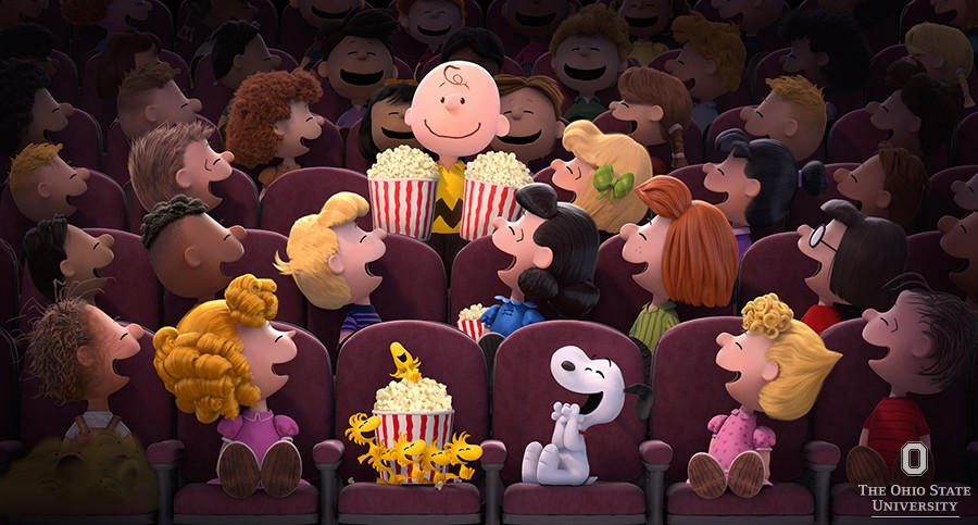 Experience seeing Charlie Brown, Snoopy and the Peanuts gang like never  before in a new