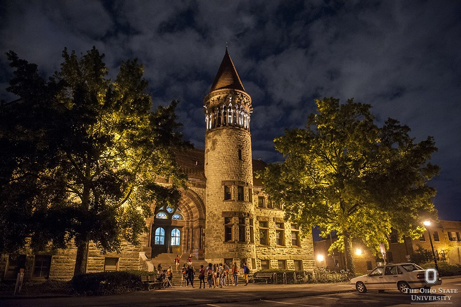 on The University State - Hidden campus Ohio gems