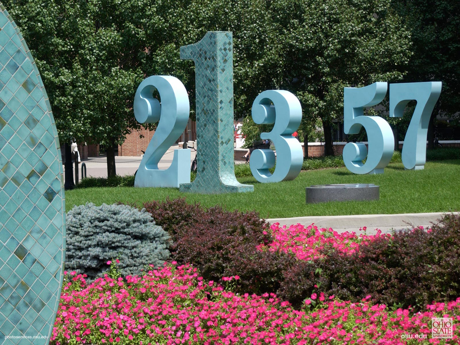 Ohio State Garden Inspiration