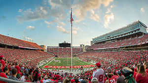 Ohio Stadium football fans