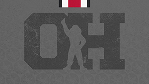 O-H graphic with Brutus Buckeye