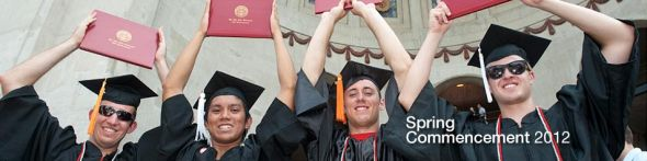Spring Commencement 2012