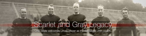 Scarlet and Gray Legacy