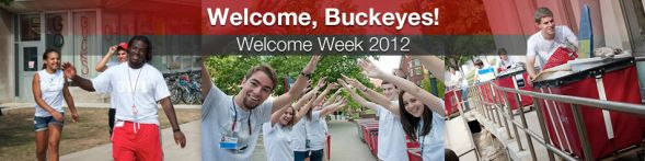 Welcome, Buckeyes!