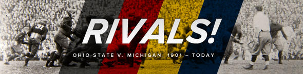 Go Bucks! Beat Michigan!