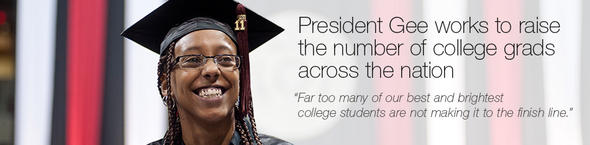 President Gee on the Future of Higher Ed