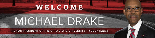 Welcome, Dr. Michael Drake!