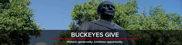 Buckeyes Give