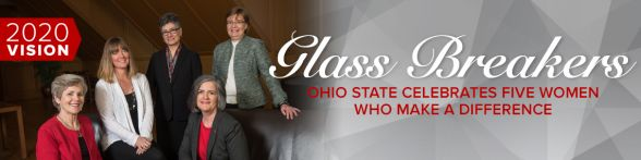 Glass Breakers: Ohio State women you should know