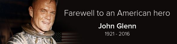 Farewell to an American hero