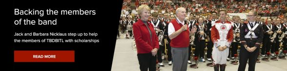 Jack Nicklaus | The Ohio State Marching Band