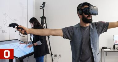 Ohio State Expands Teaching With Virtual Reality
